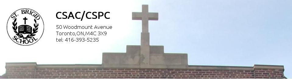 St. Brigid CSAC/CSPC